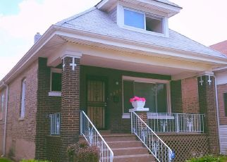 Pre Foreclosure in Chicago 60619 S EBERHART AVE - Property ID: 1710926748