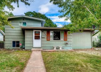 Pre Foreclosure in Commerce City 80022 POPLAR ST - Property ID: 1711036683