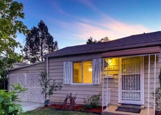 Pre Foreclosure in Denver 80223 S PECOS ST - Property ID: 1711038427