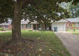 Pre Foreclosure in Memphis 38118 DANVILLE RD - Property ID: 1711328366