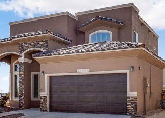 Pre Foreclosure in El Paso 79938 ANGEL D GARCIA CT - Property ID: 1712119348