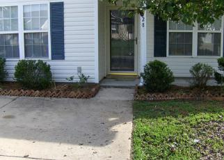 Pre Foreclosure in Charlotte 28214 WESTWINDS CT - Property ID: 1712277907