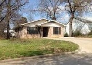 Pre Foreclosure in Mcalester 74501 E SEMINOLE AVE - Property ID: 1712544175