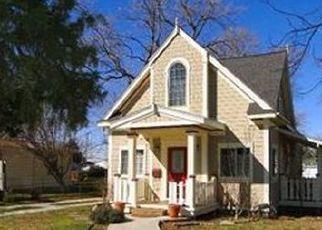 Pre Foreclosure in Tecumseh 74873 W LOCUST ST - Property ID: 1712547242