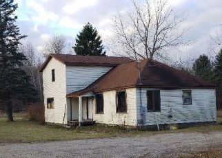 Pre Foreclosure in Manistee 49660 GRANT HWY - Property ID: 1712803463