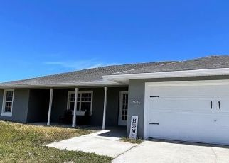 Pre Foreclosure in Fellsmere 32948 95TH ST - Property ID: 1713322916