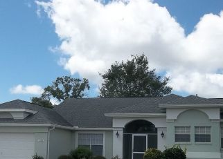 Pre Foreclosure in Spring Hill 34608 OVERLAND DR - Property ID: 1713368898