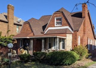 Pre Foreclosure in Detroit 48227 WINTHROP ST - Property ID: 1713738989