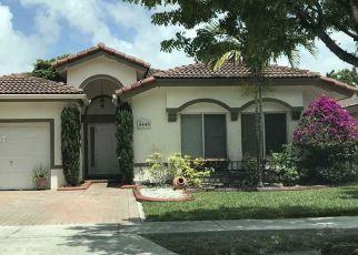 Pre Foreclosure in Miami 33178 NW 110TH CT - Property ID: 1714453311