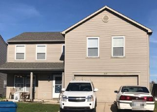 Pre Foreclosure in Camby 46113 SQUIRE BOONE CT - Property ID: 1714624112