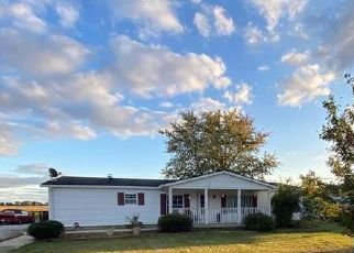 Pre Foreclosure in Roachdale 46172 N INDIANA ST - Property ID: 1714627181