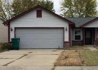 Pre Foreclosure in Indianapolis 46234 TANSEL FORGE DR - Property ID: 1714630696