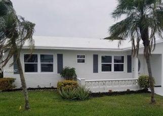 Pre Foreclosure in Boynton Beach 33426 SW 16TH ST - Property ID: 1714710850