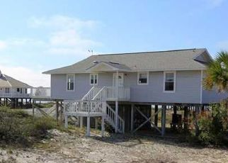 Pre Foreclosure in Eastpoint 32328 E GULF BEACH DR - Property ID: 1714755519