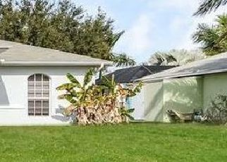 Pre Foreclosure in Cape Coral 33991 SW 2ND TER - Property ID: 1714820330