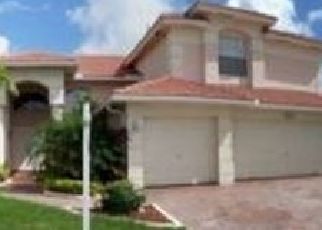 Pre Foreclosure in Hollywood 33028 NW 141ST AVE - Property ID: 1714865447