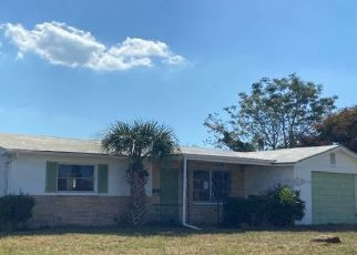 Pre Foreclosure in Holiday 34691 FAIRMOUNT DR - Property ID: 1714917119