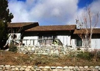 Pre Foreclosure in Lake Hughes 93532 PINE CANYON RD - Property ID: 1715392775
