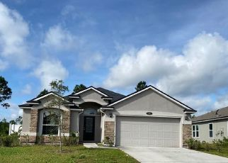 Pre Foreclosure in Saint Augustine 32086 LITTLE OWL LN - Property ID: 1715584603