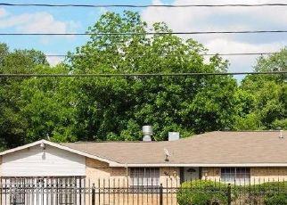 Pre Foreclosure in Houston 77088 BECKLEY ST - Property ID: 1715640213