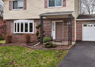 Pre Foreclosure in Pottstown 19464 TANGLEWOOD CT - Property ID: 1715900825