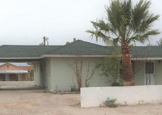 Pre Foreclosure in Ajo 85321 N SARTILLION AVE - Property ID: 1715978337