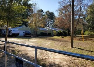 Pre Foreclosure in Defuniak Springs 32433 ROBERTS RD W - Property ID: 1716008559