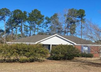 Pre Foreclosure in Crawfordville 32327 COUNTRY WAY - Property ID: 1716318197