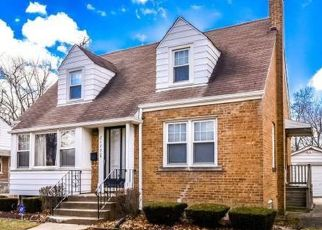 Pre Foreclosure in Matteson 60443 MAPLE ST - Property ID: 1717461764