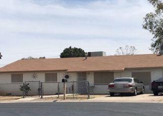Pre Foreclosure in Casa Grande 85122 W TULIP PL - Property ID: 1717573438