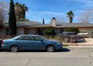 Pre Foreclosure in Littlerock 93543 94TH ST E - Property ID: 1717994328