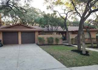 Pre Foreclosure in San Antonio 78230 HOPECREST ST - Property ID: 1718058720