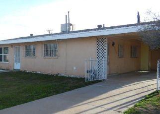 Pre Foreclosure in El Paso 79904 MOUNT BALDY DR - Property ID: 1718078873