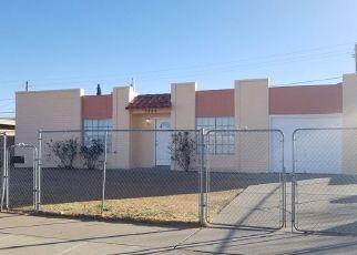 Pre Foreclosure in El Paso 79924 DEARBORNE DR - Property ID: 1718080170