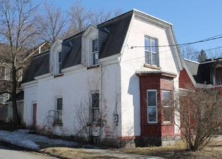 Pre Foreclosure in Gloversville 12078 BEAVER ST - Property ID: 1718155509