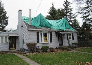 Pre Foreclosure in Rochester 14609 NORRAN DR - Property ID: 1718157253