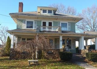 Pre Foreclosure in Meriden 06451 LAMBERT AVE - Property ID: 1718829101