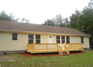 Pre Foreclosure in Crawfordville 32327 TERRY LN - Property ID: 1718965769