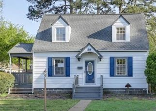 Pre Foreclosure in Newport News 23601 MAURY AVE - Property ID: 1719063873