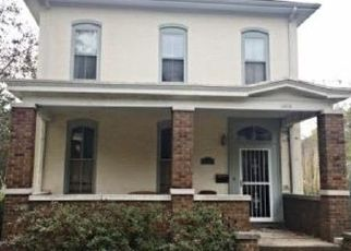 Pre Foreclosure in Springfield 62702 N 8TH ST - Property ID: 1719085317