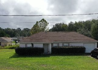 Pre Foreclosure in Ocala 34472 CEDAR CRSE - Property ID: 1719204453