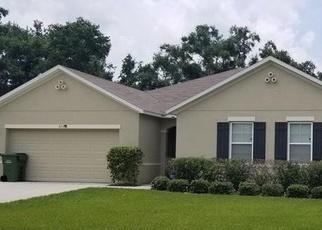 Pre Foreclosure in Leesburg 34748 ASHTON WOODS LN - Property ID: 1719423442