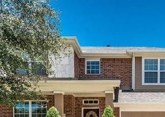 Pre Foreclosure in Little Elm 75068 CONDOR DR - Property ID: 1719984936
