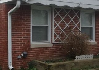 Pre Foreclosure in Indianapolis 46226 E 42ND PL - Property ID: 1721061466
