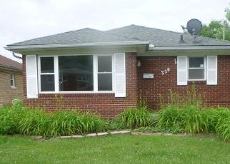 Pre Foreclosure in Clarksville 47129 N MARSHALL AVE - Property ID: 1722061358