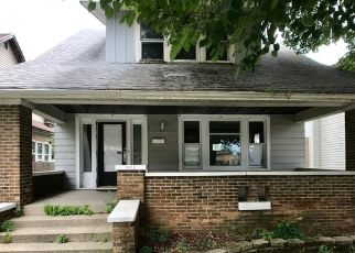 Pre Foreclosure in Indianapolis 46201 N RURAL ST - Property ID: 1722329844