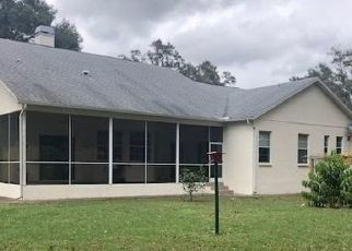 Pre Foreclosure in Brooksville 34604 AYERS RD - Property ID: 1722460348