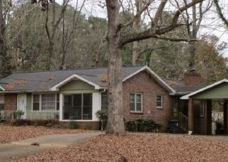 Pre Foreclosure in Fairburn 30213 WHITE MILL RD - Property ID: 1722515541
