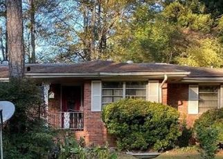 Pre Foreclosure in Marietta 30060 HARRIS RD SW - Property ID: 1722548385