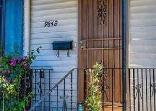 Pre Foreclosure in Oakland 94603 OLIVE ST - Property ID: 1722808992